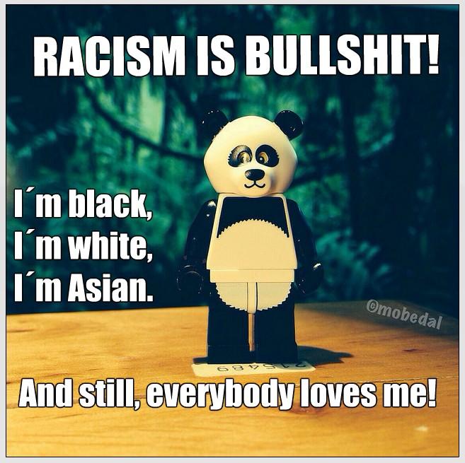 political correct Panda